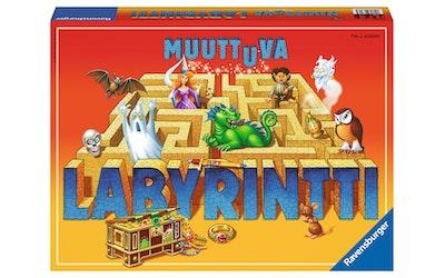 Ravensburger Muuttuva Labyrintti peli