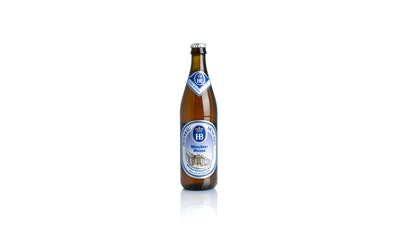 Hofbräu Weisse vehnä 5,1% 0,5l