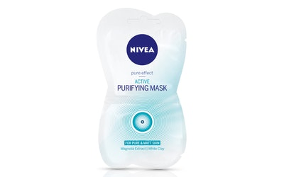 NIVEA Visage Active Purifying kasvonaamio 2x7,5 ml