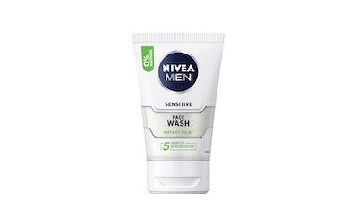 NIVEA FOR MEN Sensitive puhdistusgeeli 100 ml
