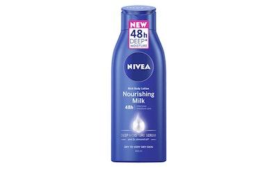 Nivea body milk vartaloemulsio 400ml