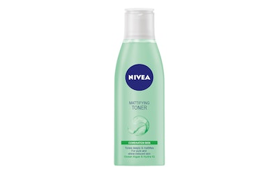 NIVEA Daily Essentials Combination Skin Mattifying kasvovesi 200 ml