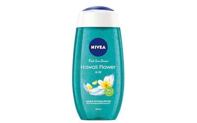 Nivea suihkugeeli 250ml Hawaii Flower & oil