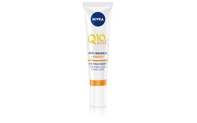 NIVEA 15ml Q10plusC Anti-Wrinkle + Energy Eye Treatment -silmänympärysvoide