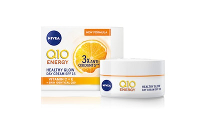 NIVEA 50ml Q10plusC Anti-Wrinkle + Energy Day Care -päivävoide