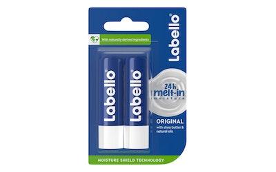 Labello huulivoide 2x5,5ml Original 2-pack