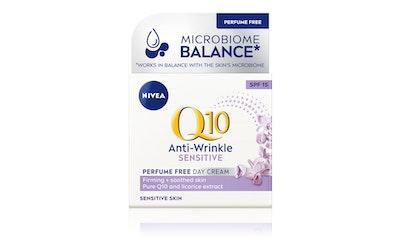 Nivea päivävoide 50ml Q10 POWER Anti-Wrinkle + Sensitive