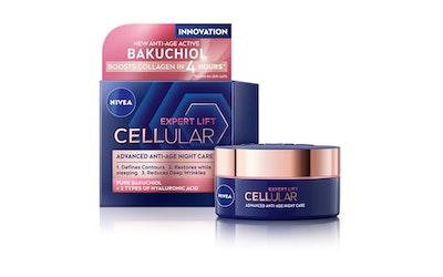 Nivea yövoide 50ml Cellular Hyaluron Filler + Elasticity-Reshape Night Cream