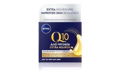 Nivea yövoide 50ml Q10 POWER Anti-Wrinkle + Extra Nourishing