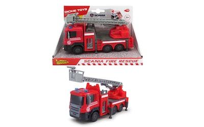 Scania Fire Rescue -suom. paloauto