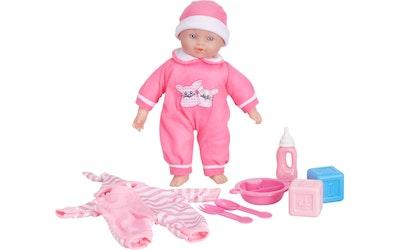 myhome Puhuva vauvanukke 28cm + tarvikkeet - kuva
