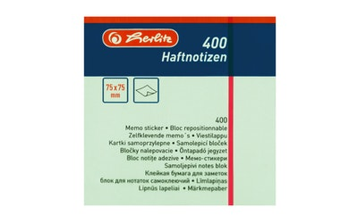 Herlitz viestilappu