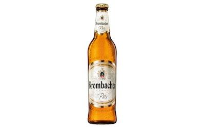 Krombacher pils 4,8% 0,5l