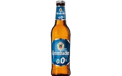 Krombacher Pils Non-Alcoholic 0,0% 0,33l