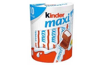 Kinder Maxi 10-pack 210g