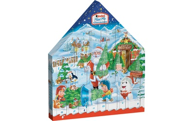 Kinder Maxi Mix joulukalenteri 351g