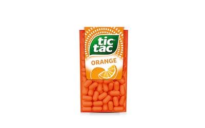 Tic Tac T100 appelsiininmakuinen pastilli 49g