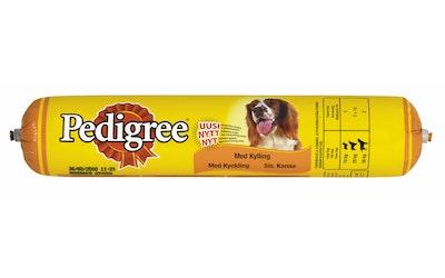 Pedigree koiranmakkara 500g kana