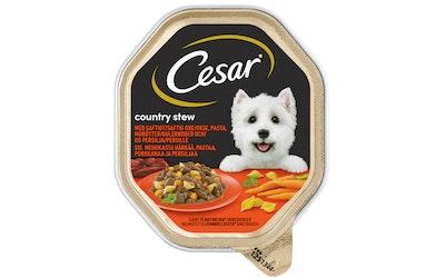 Cesar Country 150g härkä pasta porkkana