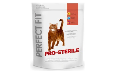 Perfect Fit Pro-Sterile 750g häränliha kissanruoka