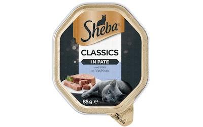 Sheba Classic annosateria vasikanliha 85g