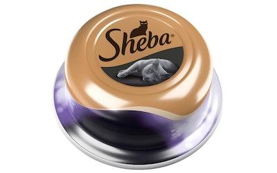 Sheba Luxuries 80g tonnikala-katkarapu