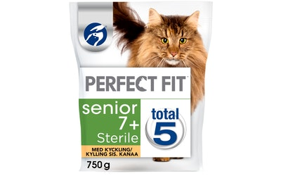 Perfect Fit 750g Senior Sterile kanaa