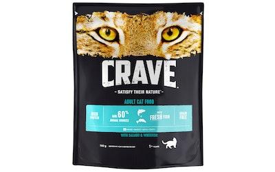 Crave kissanruoka 750g lohi siika
