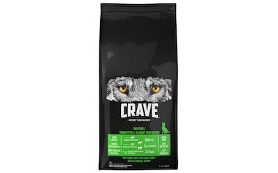 Crave koiranruoka 7kg lammas ja härkä