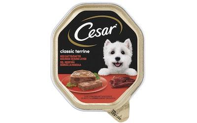Cesar Classics 150g liha-maksa