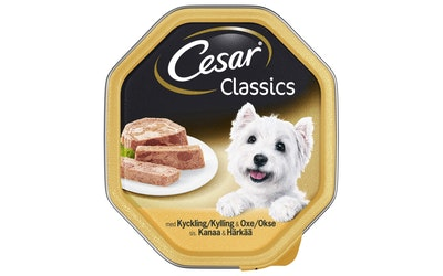Cesar Classics annosrasia 150g kana-häränliha