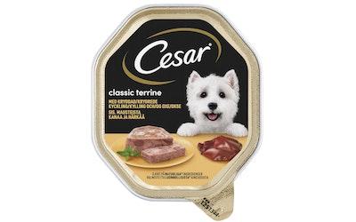 Cesar Classics annosrasia 150g kana-häränliha - kuva