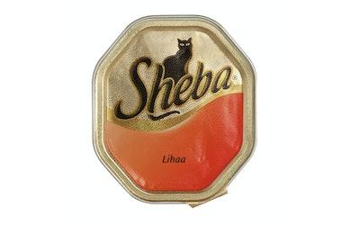 Sheba Classic 100g häränliha patee rasia