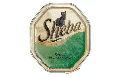 Sheba 100g riistaa ja kasviksia hyytelö rasia