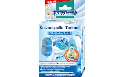 Dr Beckmann kuivauspallo+ kevätniitty tekstiilituoksu 50ml