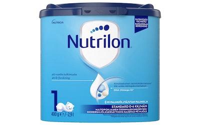 Nutrilon Standard 1 äidinmaidonkorvikejauhe 400g 0-6 kk