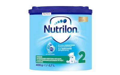 Nutrilon Standard 2 vieroitusvalmistejauhe 400g 6-12 kk