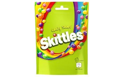 Skittles 174g crazy sours