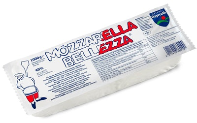 Bellezza mozzarellajuusto 1kg