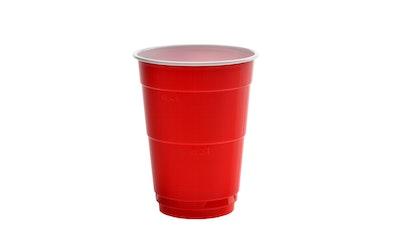 Hmaki muovimuki 400ml 20kpl Red Party Cup