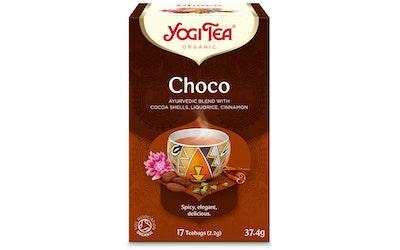 YogiTea teejuoma 17ps Choco luomu