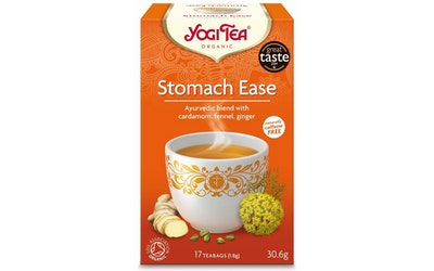 YogiTea 31g Stomach Ease Luomu