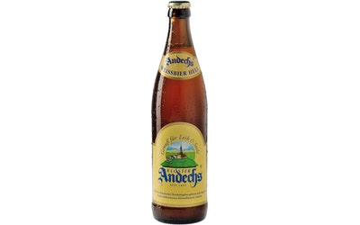 Andechs Weissbier Hell 5,5% 0,5l