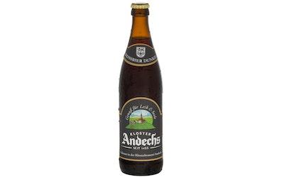 Andechs Weissbier Dunkel 5,0%