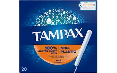 Tampax Super Plus tamponi 20 kpl