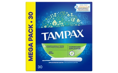 Tampax tamponi 30kpl Super