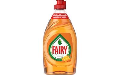 Fairy Clean&Fresh Citrus Grove astianpesuaine 450 ml