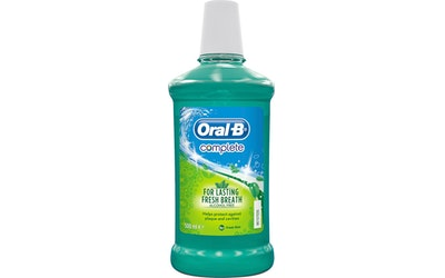 Oral-B suuvesi 500ml Complete