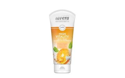 Lavera Body Wash High Vitality suihkugeeli 200ml