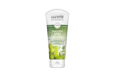 Lavera Shower Scrub Smooth Skin vartalonkuorinta 200ml